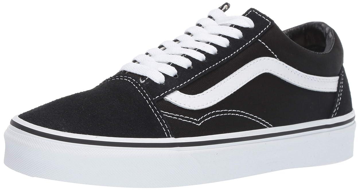 誰か意図的顕現Vans レディース メンズ Old Skool カラー: ブラック