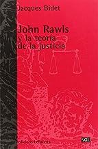 John Rawls y la teoría de la justicia