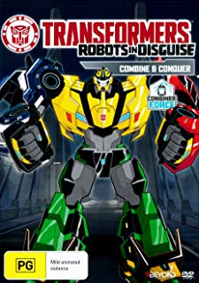 Transformers Robots in Disguise: Combine And Conquer