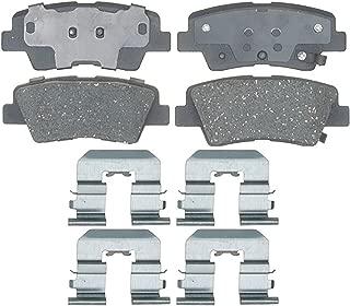 ACDelco 17D1544CH Professional Ceramic Rear Disc Brake Pad Set
