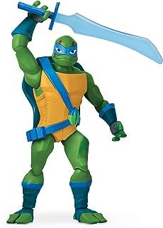 Tortugas Ninja Figura de Lujo, Leonardo 28cm