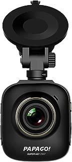 Máy thâu hình đặt trên xe ô tô – PAPAGO GoSafe S36 Car Dash Camera GoSafe S36 Super HD Dash Cam 1296P Car DVR, Car Cam, Night Vision, Black (GSS368GSC)