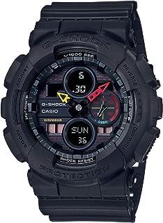 Casio Analog-Digital Black Dial Men's Watch-GA-140BMC-1ADR (G981)