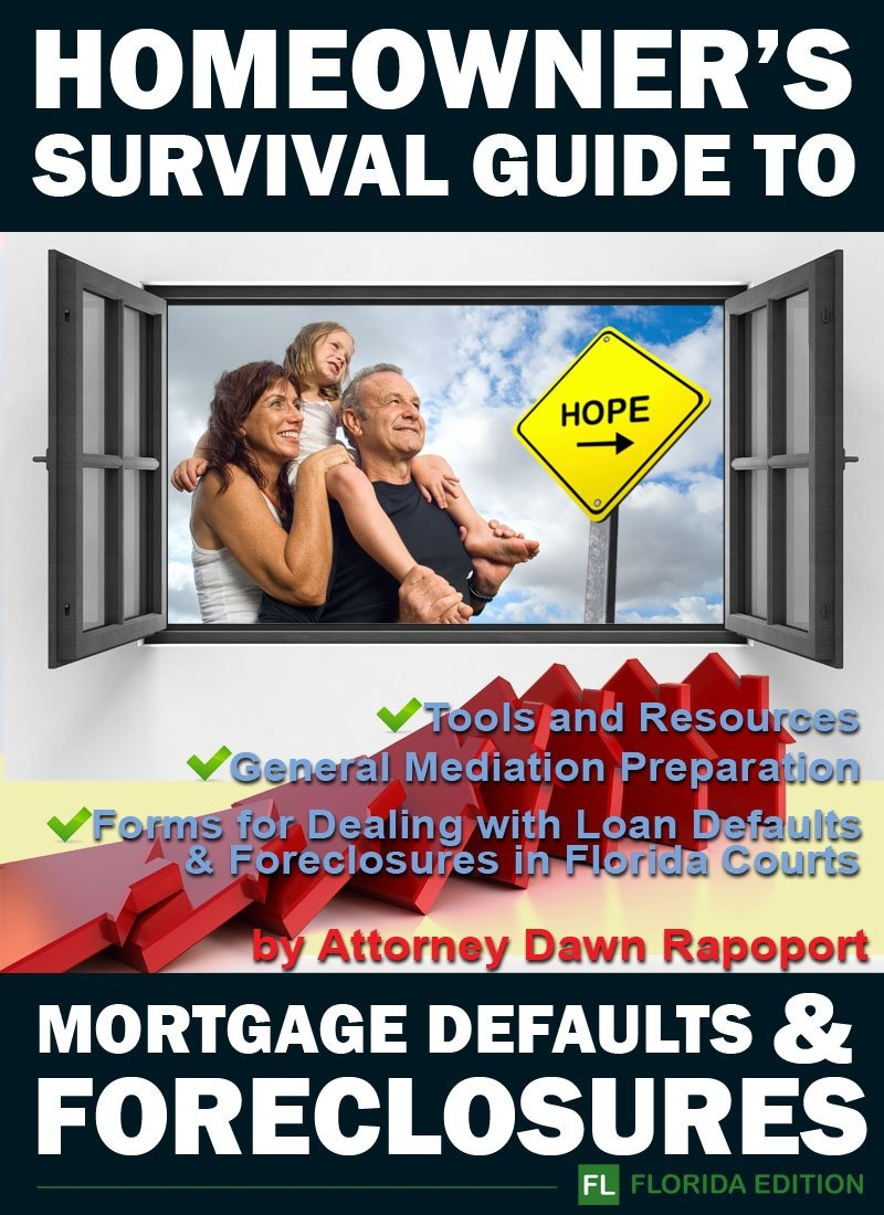The Ultimate Crash Course in Foreclosure Defense - The Homeowner's Survival Guide to Mortgage Default and Foreclosure