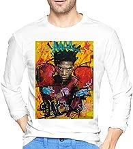 COOLSHOPME Men's â€Jean Michel Basquiat T-Shirts