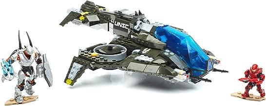 Mega Construx Halo 5 Warzone Wasp Strike Building Set