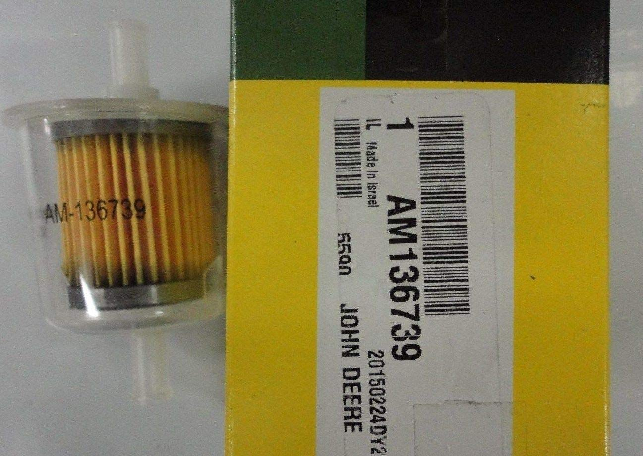 New Compatible Max 68% OFF with John Deere Genuine Filter Fuel X575 Sales of SALE items from new works X475 OEM