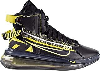 Air Max 720 Saturn All Star Qs Mens Shoes Black/Dynamic Yellow bv7786-001