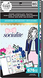 Happy Planner Accessory Book, Socialite, 676