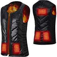 Cenow Women Heated Vest with 5 Heating System