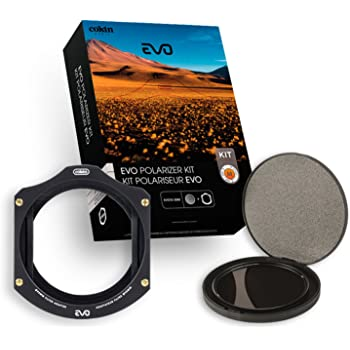 Cokin evo1530 m paisajes Kit con Filtro C-PL 95 mm Negro: Amazon ...