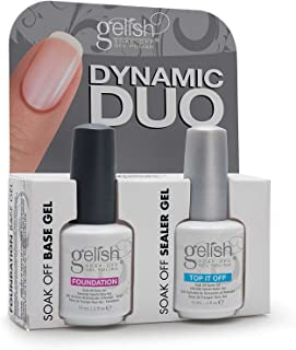 Harmony Gelish Dynamic Duo Soak-Off Gel Polish