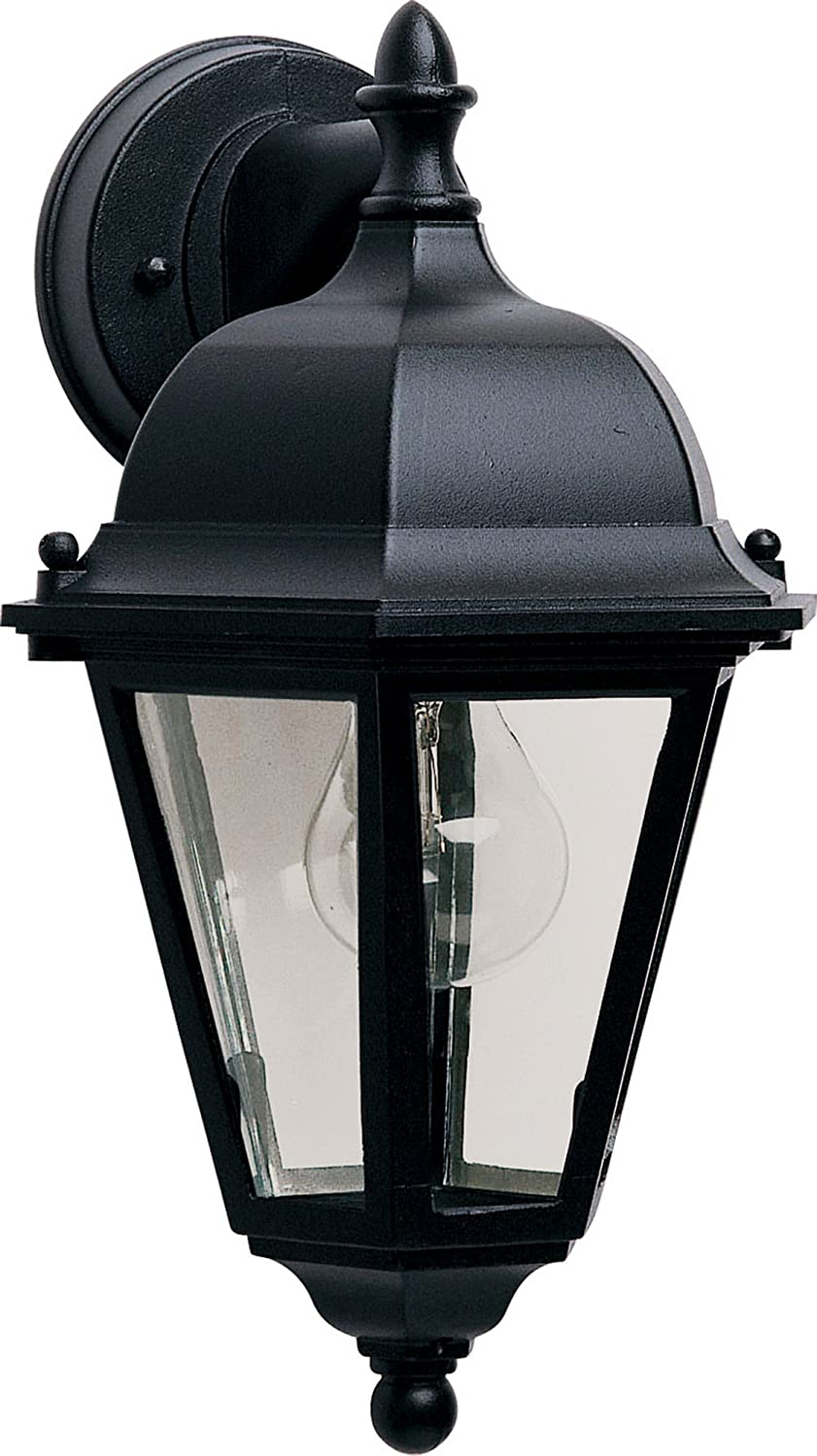 Maxim We OFFer at cheap prices 1000BK Westlake Cast 1-Light Outdoor Black Lantern Wall F Free shipping New