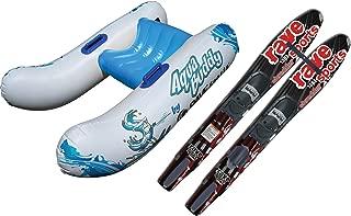 RAVE Sports Rave Jr. Skier Starter Package with Aqua Buddy and Jr. Shredders