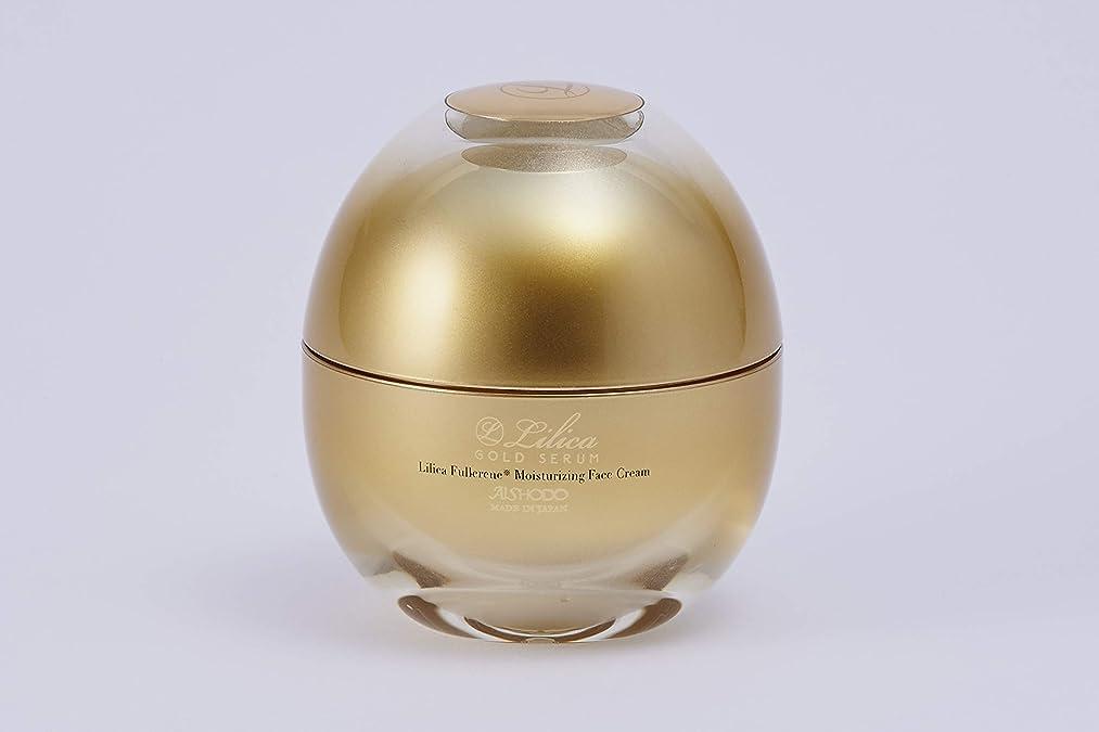 エゴマニア光の一月愛粧堂 リリカフラーレン モイスチャライジング フェイスクリーム 45g
