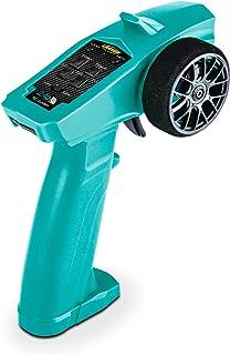 Carson 500500104 Reflex Wheel Start 2.4G Radio-Accessoire pour véhicules, télécommande RC, modélisme, 3 canaux, Compatible...
