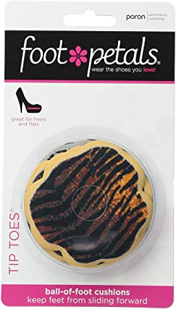Foot Petals - Tip Toes 3-Pack Safari