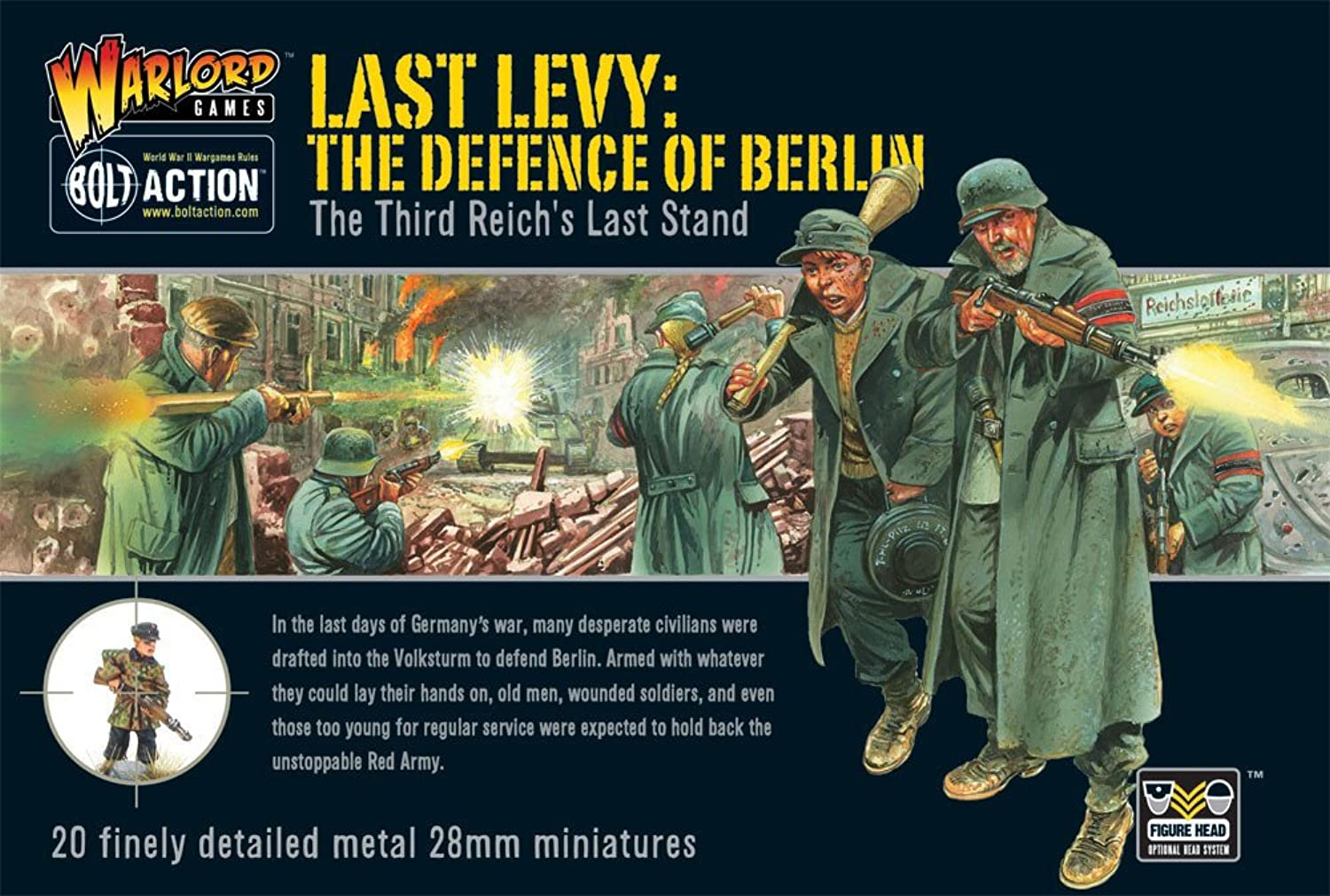 Last Levy  The Defence Defence Defence of Berlin b8c83a