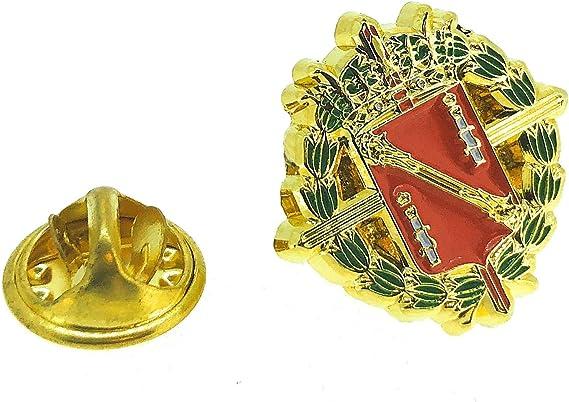 Gemelolandia | Pin de Solapa Escudo Personal de Francisco Franco | Pines Originales Para Regalar | Para las Camisas, la Ropa o para tu Mochila | ...