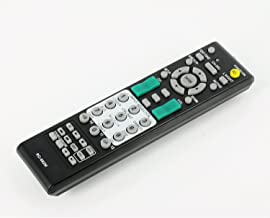 RLsales General Replacement Remote Control for RC-682M RC-681M RC-606S RC-607M Fit for Onkyo A/V Receiver