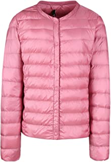 New Spring Autumn White Duck Down Coat Women Casual Fashion Collarless Ultra Light Down Jacket