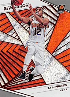 2018-19 Revolution Basketball #65 TJ Warren Phoenix Suns Official NBA Trading Card By Panini