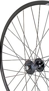 Sta Tru Black High Flange Track Hub Front Wheel (700X20)