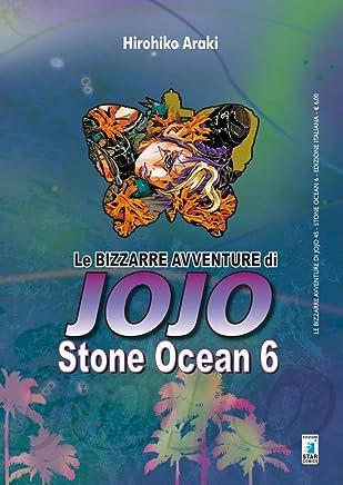 Stone Ocean. Le bizzarre avventure di Jojo: 6