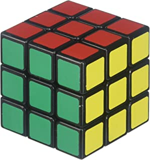 ShengShou New Offers for V3 Aurora (Jiguang) 3 x 3 x 3 Speed Cube Puzzle, Black