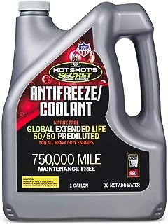 Hot Shot's Secret 1G750KR Red Antifreeze, 1 gallon