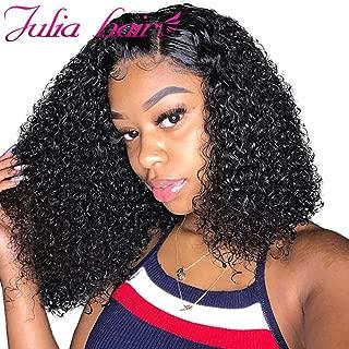 180 density kinky curly wig