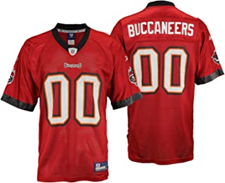 Tampa Bay Buccaneers NFL Mens Team Replica Jersey, Red