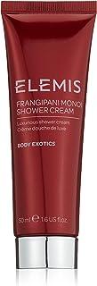 ELEMIS Frangipani Monoi Shower Cream - Luxurious Shower Cream, 50 ml