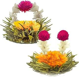 Teabloom 2 Tea Flowers (Litchi + Peach)