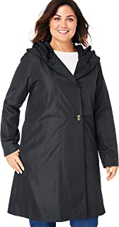 Best london fog plus size hooded raincoat Reviews