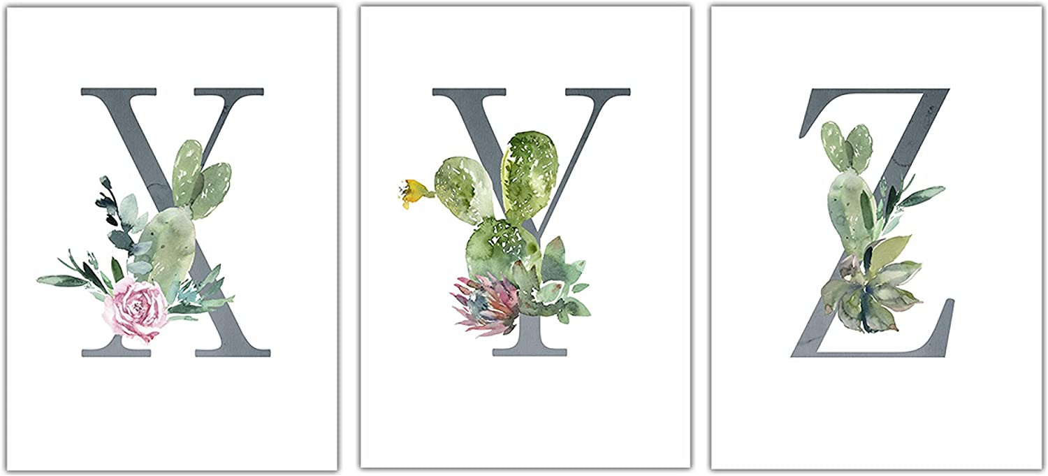 Elegant Sunsightly Canvas Wall Art Custom Poster Mesa Mall Flora Personalized Name
