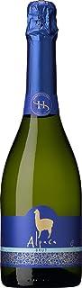 【すっきりした味わいとふくよかさが感じられるスパークリングワイン】サンタ・ヘレナ・アルパカ・スパークリング・ブリュット [ スパークリング 辛口 チリ 750ml ]