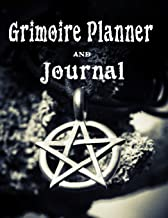 Grimoire Planner and Journal: 200 Pages of Planning for Spells