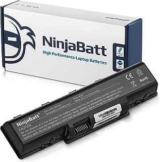 Ninjabatt Batería para Acer AS07A31 AS07A51 AS07A41 AS07A71 AS07A75 AS07A32 AS07A42 AS07A72 AS07A73 AS07A74 LC.BTP00.012 Aspire 2930Z 4720Z 4736Z 4920 4935 4935G 5332 5536G 5542G 4740 5740 5535