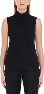 Luxury Fashion | Theory Womens J0826514 Black Top | Spring-Summer 20