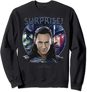 Marvel Thor Ragnarok Loki Surprise Shadows Sweatshirt