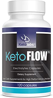 Keto Friendly Electrolyte Supplement Tablets: Hydration Pills to Replenish Electrolytes - 120 Caps