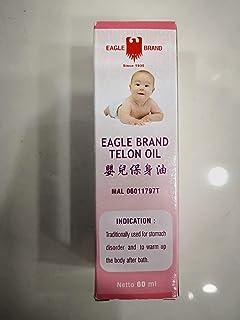 Eagle Brand 60ミリリットル従来の熱ボディ後、油浴及び胃用Telonラングキャップ