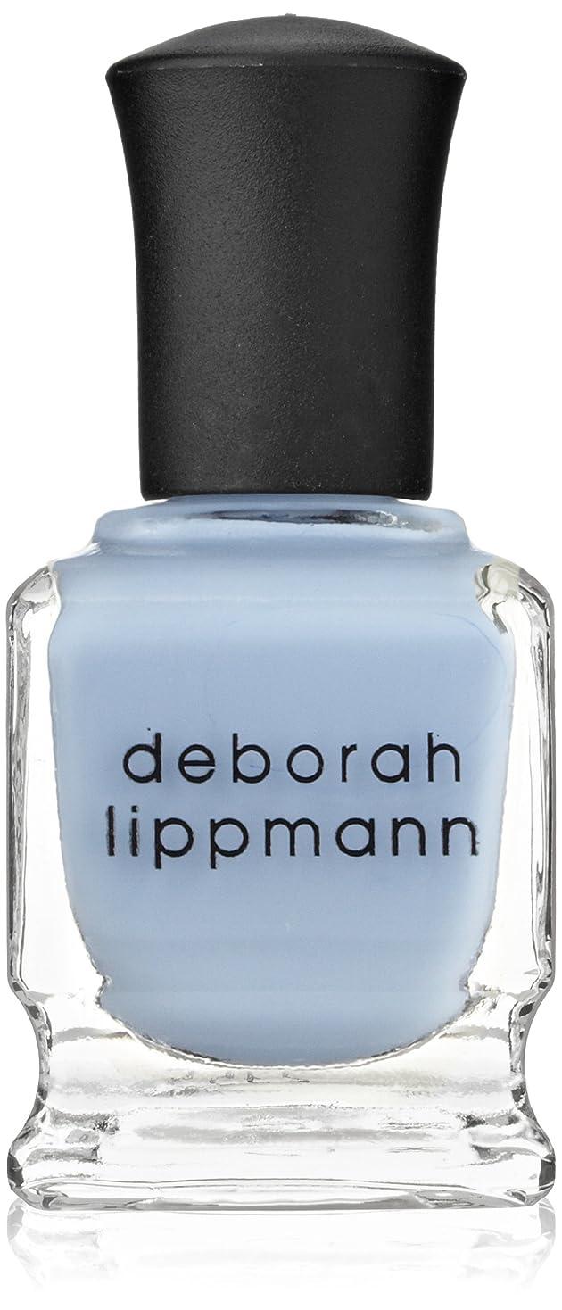 太平洋諸島オプショナル独立【Deborah Lippmann デボラリップマン】 ブルーオーキッド BLUE ORCHID パステルブルー 15mL