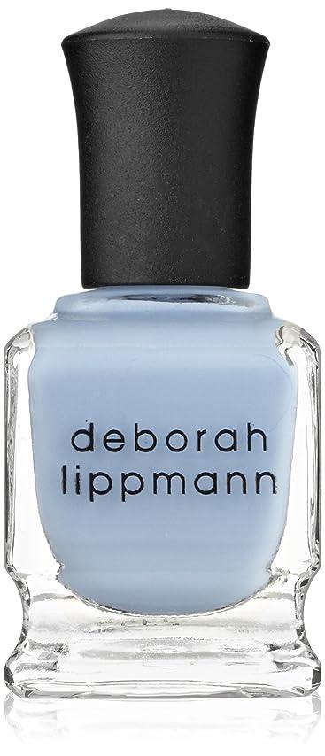 ハンマーオーバードロー起きて【Deborah Lippmann デボラリップマン】 ブルーオーキッド BLUE ORCHID パステルブルー 15mL