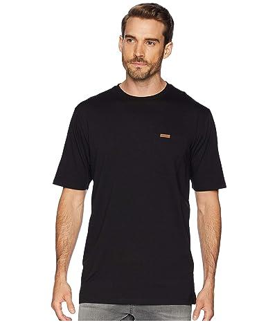 Pendleton Short Sleeve Deschutes Pocket Tee (Black) Men