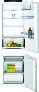 Bosch KIV86VSE0 Série 4 Réfrigérateur-congélateur encastrable/E / 177,5 cm de hauteur / 229 kWh/an/réfrigérateur 183 L/con...