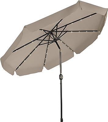 Parasol colmic Eco Fiberglass Umbrella