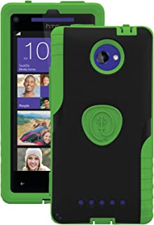 Trident Case AEGIS Series for HTC 8X - Retail Packaging - Green