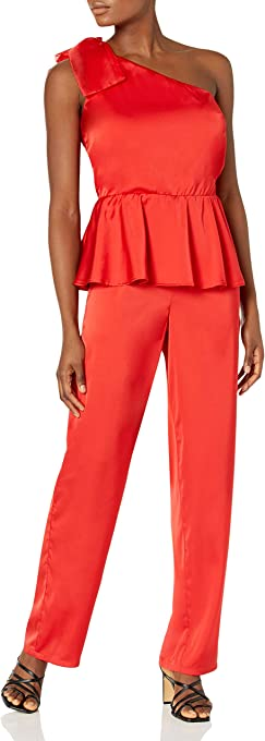 The Drop Women's @shopdandy Silky Stretch Jumpsuit